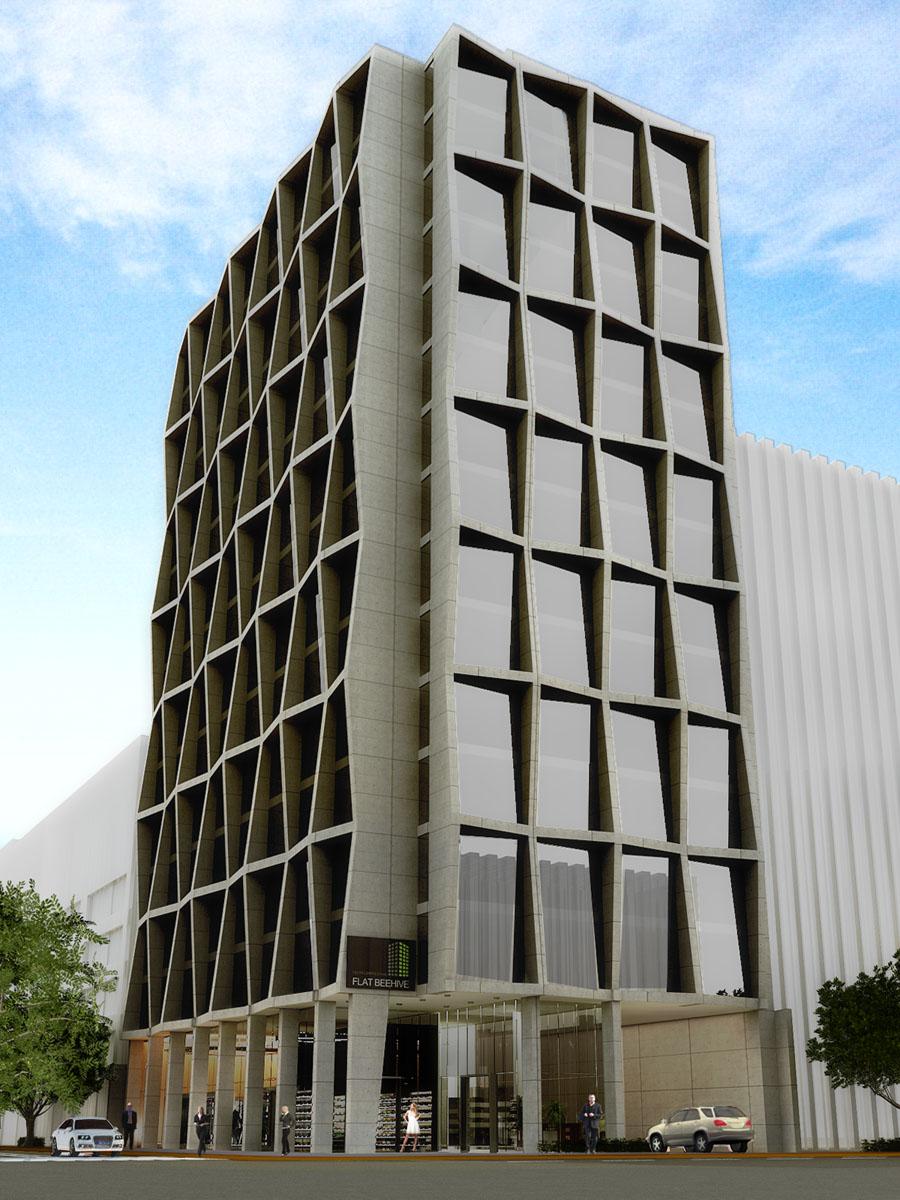 Edificio empresarial departamentos y oficinas lima www for Edificio oficinas